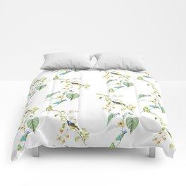 Birds #2 Comforters