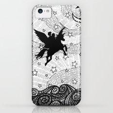 Flight of the alicorn iPhone 5c Slim Case