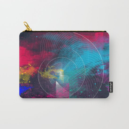 Longing for a colorful totality Carry-All Pouch