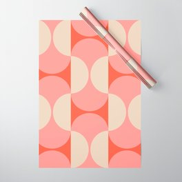 Capsule Modern Wrapping Paper