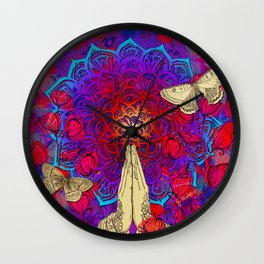 Feel it still Wall Clock