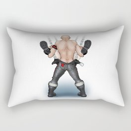In The Sling Rectangular Pillow