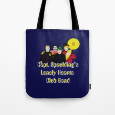 Capt. Spaulding's Lonely Hearts Club Band Tote Bag
