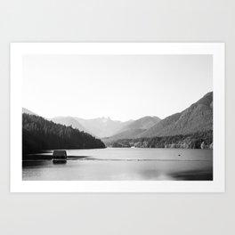 Vancouver - 35mm Slide Film Art Print