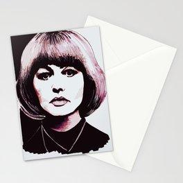 Jeanne Moreau Stationery Cards