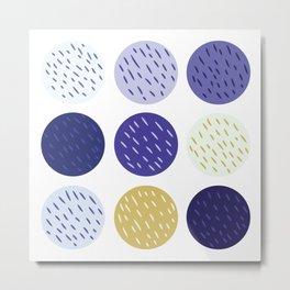 Fiol Metal Print