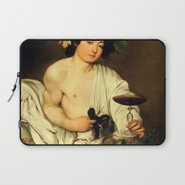 Bacchus - Caravaggio Laptop Sleeve
