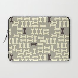 Bones for the Dog Laptop Sleeve