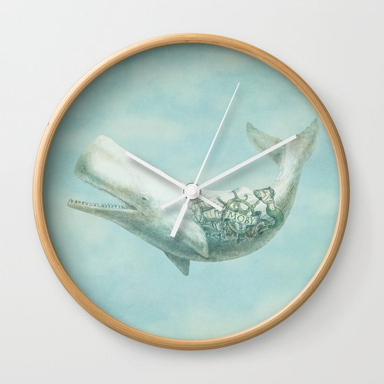 Far and Wide (Square Format) Wall Clock