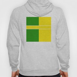 Team Colors 6...Yellow,green Hoody