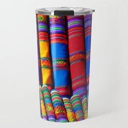 colorful patterns Travel Mug