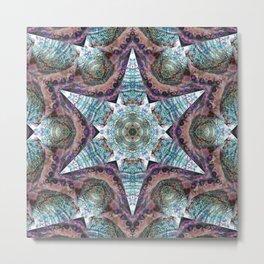 Abalone Metal Print