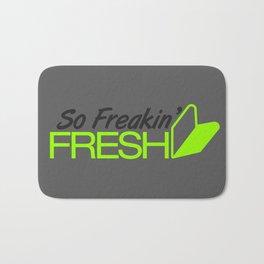 So Freakin' Fresh v4 HQvector Bath Mat