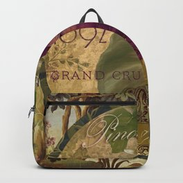 Wines of France Pinot Noir Backpack