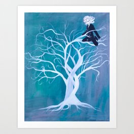 Altitude Art Print
