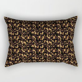 Light Tortoiseshell Rectangular Pillow