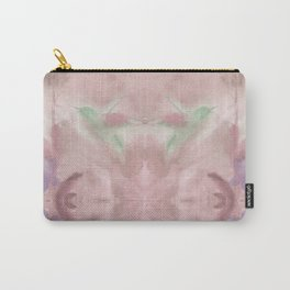 Hummingbird Selah Mirror - Rose & Sage Palette Carry-All Pouch