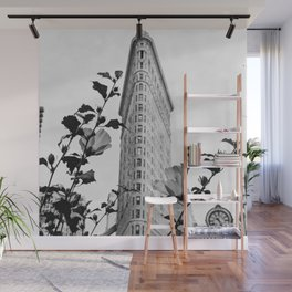 New York Building Wall Mural