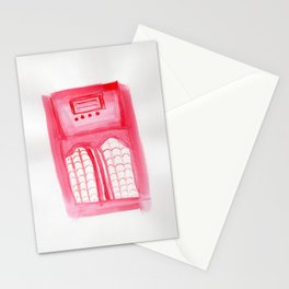 Radio Stationery Cards