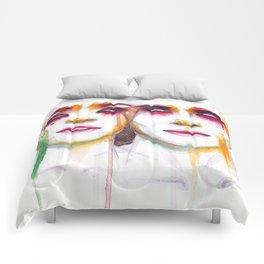 Silence and Echo Comforters