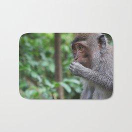 Balinese Monkey Bath Mat