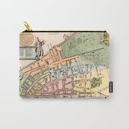 New York City 1728 Carry-All Pouch