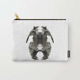Rorschach Bears Carry-All Pouch