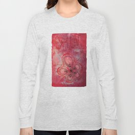 Drowing Long Sleeve T-shirt