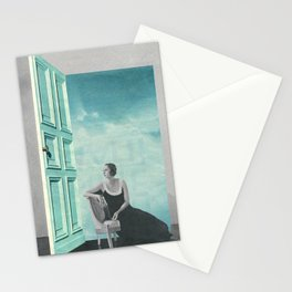 The twilight zone Stationery Cards