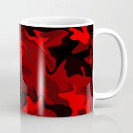Red Hot Camo Coffee Mug