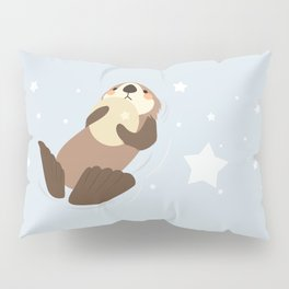 otter Pillow Sham