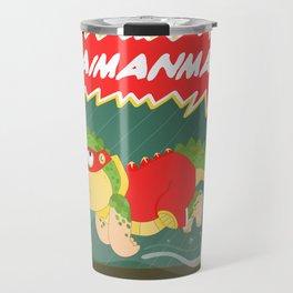 Caimanman Travel Mug