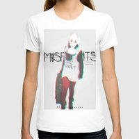 misfits T-shirts featuring Misfits by SAH.