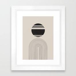 Balance IV, ARCH Framed Art Print