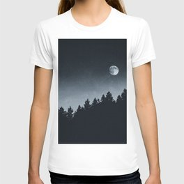 Under Moonlight T-shirt