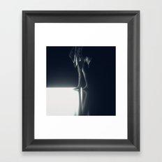 170213 / APPLY Framed Art Print