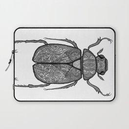 Scarab Beetle Laptop Sleeve