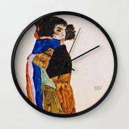 Egon Schiele - Moa Wall Clock