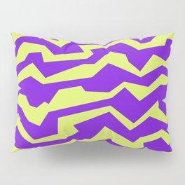 Polynoise Vibrant Royal Pillow Sham