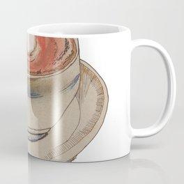 Coffee Lines Coffee Mug