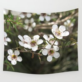 Spring Blossom Wall Tapestry