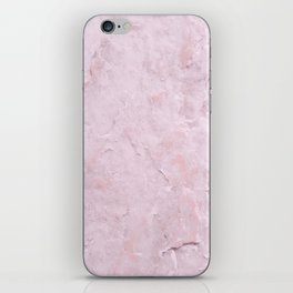 Sweet Pink Marble iPhone Skin