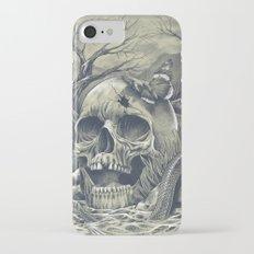 SKULL  iPhone 7 Slim Case