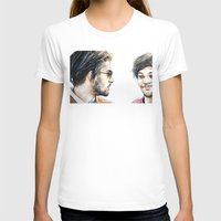 cyrilliart T-shirts featuring Rebels Without A Cause by Cyrilliart