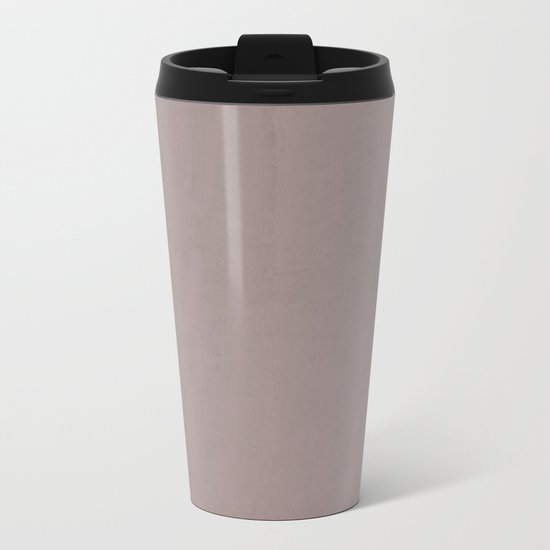 Simply Red Earth Metal Travel Mug