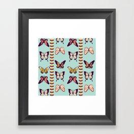 Butterfies II Framed Art Print
