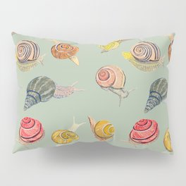 Snail Series 1 Pillow Sham
