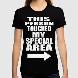 Special Area T-shirt