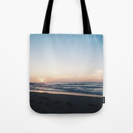 Sunrise at Culburra Tote Bag
