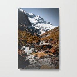 The River (Color) Metal Print